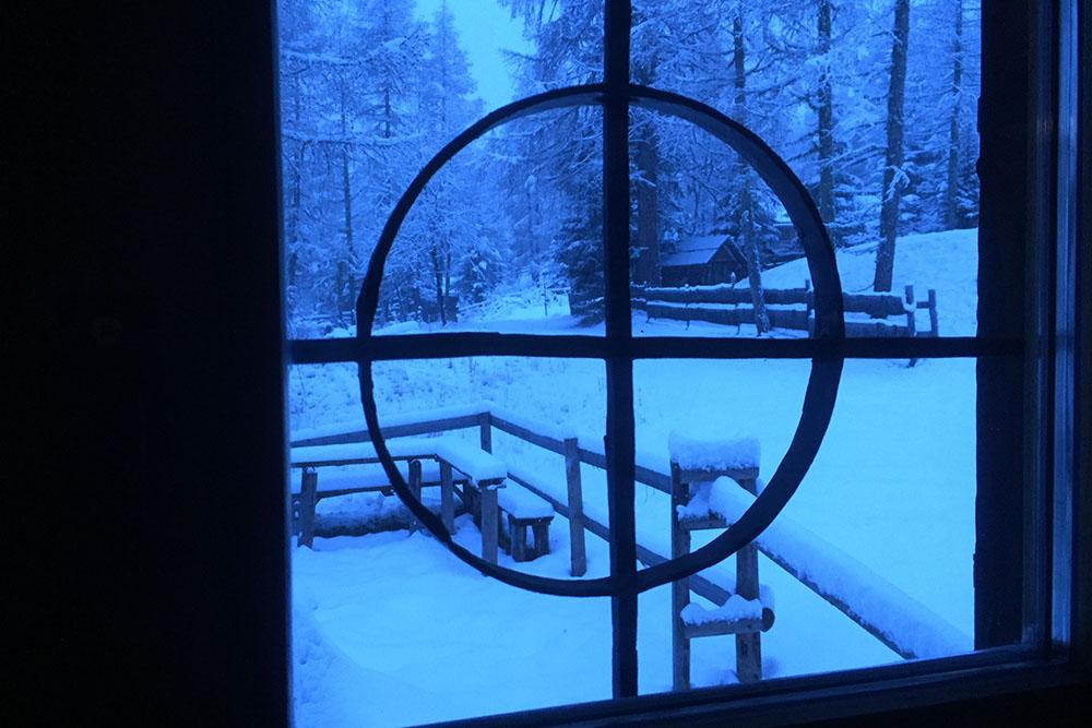 Traodkasten am Stubeck im Winter